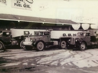 Original O.B. Hill fleet
