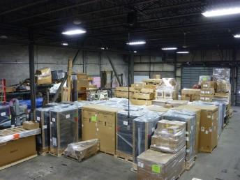 Natick storage facility